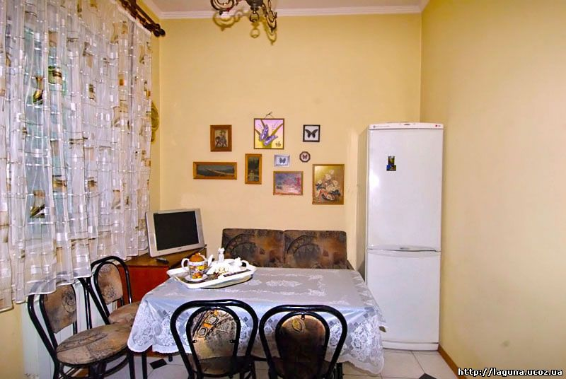 Аренда дома в Ливадии с кухней