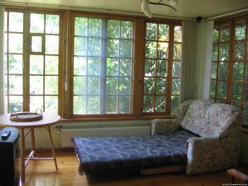 Комната на втором этаже дома в Ялте