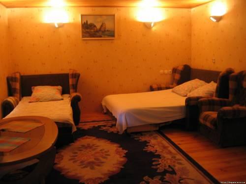 Комната на пераом этаже