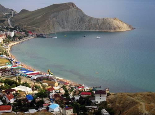Орджоникидзе -географическое месторасположение