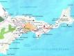 Расположние , земли , участка на карте Орджоникидзе.Купить участок в Орджоникидзе